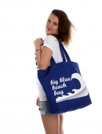 Torba Go2hel Big Blue Beach Bag