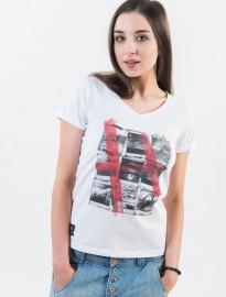 ..Koszulka damska Go2hel litera H