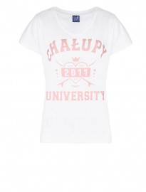 .Koszulka damska Go2hel Chałupy University